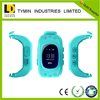 mini gps tracker watch phone for IOS and Android system wrist watch gps tracking