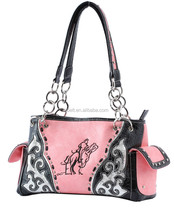good selling Horse riding women handbag