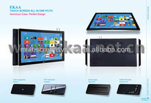 84 inch Dual Core Large Screen WIFI Computer / Touch Screen All In One Computer/ All-In-One PC