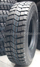 TRANSTONE chinese quality tyre 1000R20 1100R20 Truck tyres 11R22.5 all position