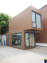 CE and ISO Standard Container house with bathroom