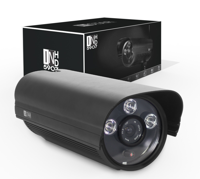 Germany HD Outdoor IP camera with cmos camera module