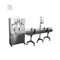Automatic oil bottle filling sealing machine product line price