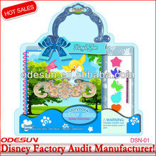 Disney Universal NBCU FAMA BSCI GSV Carrefour Factory Audit Manufacturer Children School Boxed Stationery Gift Set