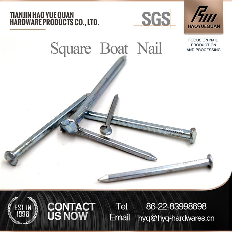 barbed shank nails tiger nail
