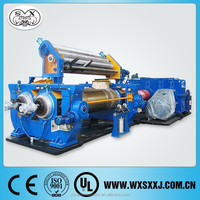 rubber mixer for PVC film making