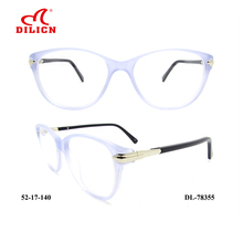 Latest colorful fancy optical glasses frames for girls