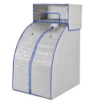 Folding Type sauna shower combination, Slimming Full Body Detox sauna bag, Far infrared portable steam sauna tent