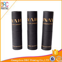 High quality Round Tube wine gift box tube carton box