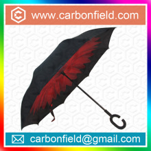 Outdoor Advertising Promotional Inventions Shape Inverted Umbrella