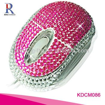 hello kitty jewelry diamond computer mouse