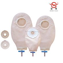 buy disposable ostomy bag /two piece urostomy bag /medical ostomy bag