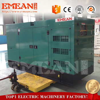 Chinese 30kva diesel generator magneto dynamo with Ricardo
