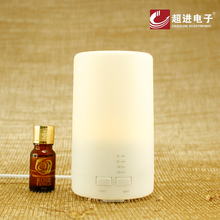 Humidifier electric fragrance usb mini ultrasonic wooden aroma diffuser