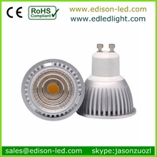 Replace halogen lamp 2700k CCT gu10+ampoule+spot+led+12v with superior lens