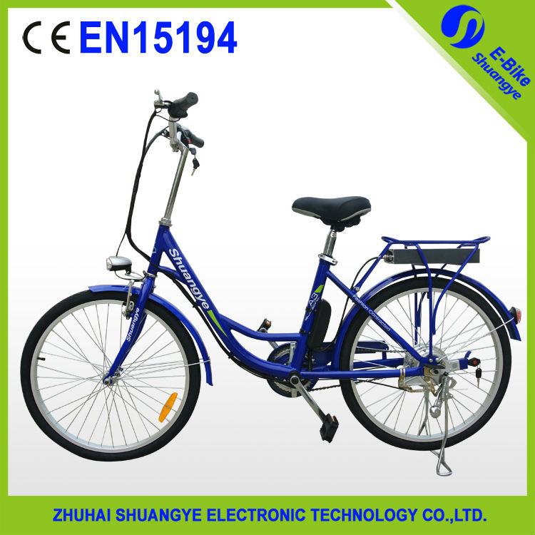 2015 New model electric bicycle