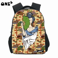 ONE2 design13L sexy girls good quality backpack for kids