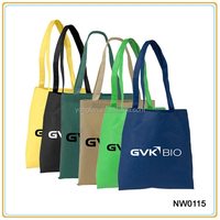 Custom Foldable Green Eco Non Woven Polypropylene Tote Bag TNT Bag
