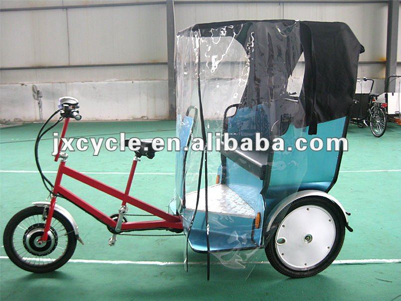 Electric Auto Cycle Rickshaw