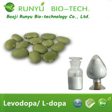 Good reliable supplier top sale HERBS wholesale price levodopa/l-dopa