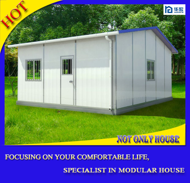 Eco friendly qualifed pre-fabricated modular house malaysia