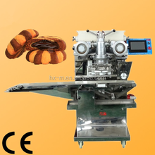 PLC control double filled encrusting equipment/ kubba/ kibbeh/ kebbeh making machine