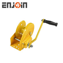 CE SGS Certification 1200lbs coated lifting manual hand winch machine