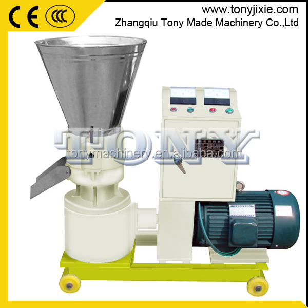 SKJ200 very popular high quality small poultry feed mill for sale