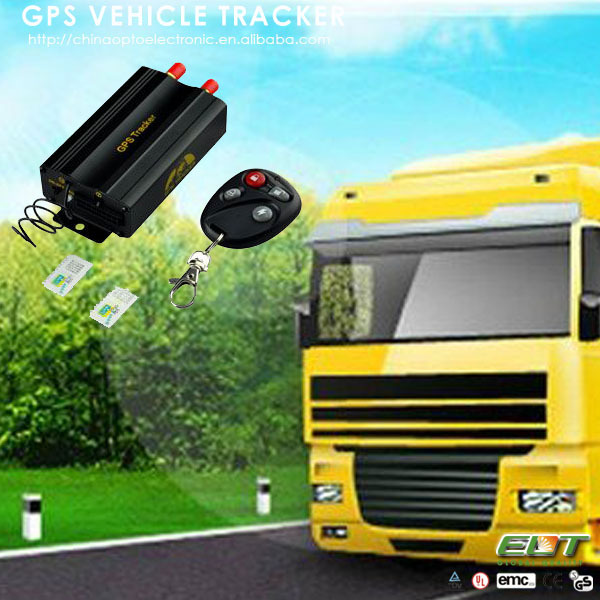 tk103b+ hot sell real time google map vehicle car micro gps tracking chip