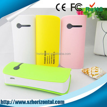 2015 new online power bank 5200mah ,christmas gift power bank,power bank for iphone4
