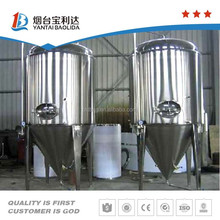 Food grade stainless steel wine fermentation tank