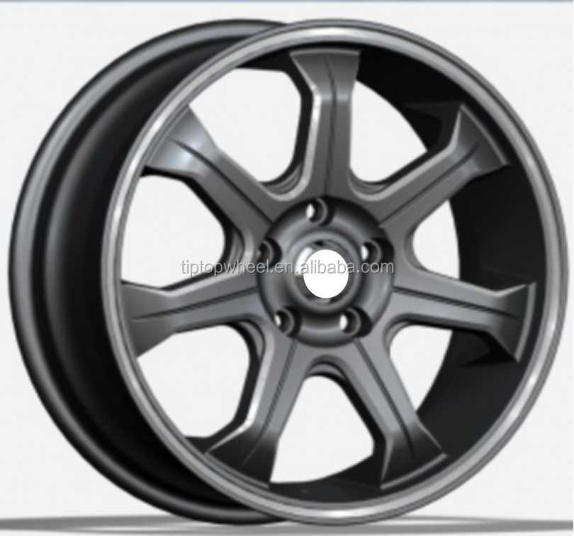 sport wheels 17x7.0,17x8.5,20x9.0 5hole car 4x4 alloy wheel rims for sale