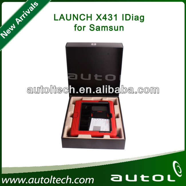 Original Launch X431 iDiag Auto Diag Scanner for Samsung N8010/N8000 Intelligent Diagnostic Tools