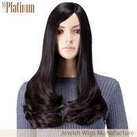 Top Grade Silky Straight Aliexpress Human Hair Wigs