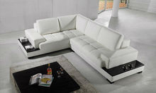 Moden New Design Fabric Corner Sofa for Living Room Furniture 9111