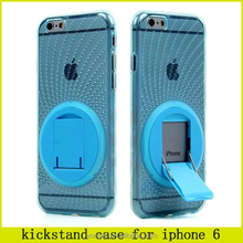 360 rotating kickstand stand case for iphone 6 6 plus ,for iphone 6 6plus 360 rotating kickstand case