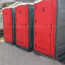Easy Assemble Outdoor Portable Toilet Business For Sale to Phillippines
