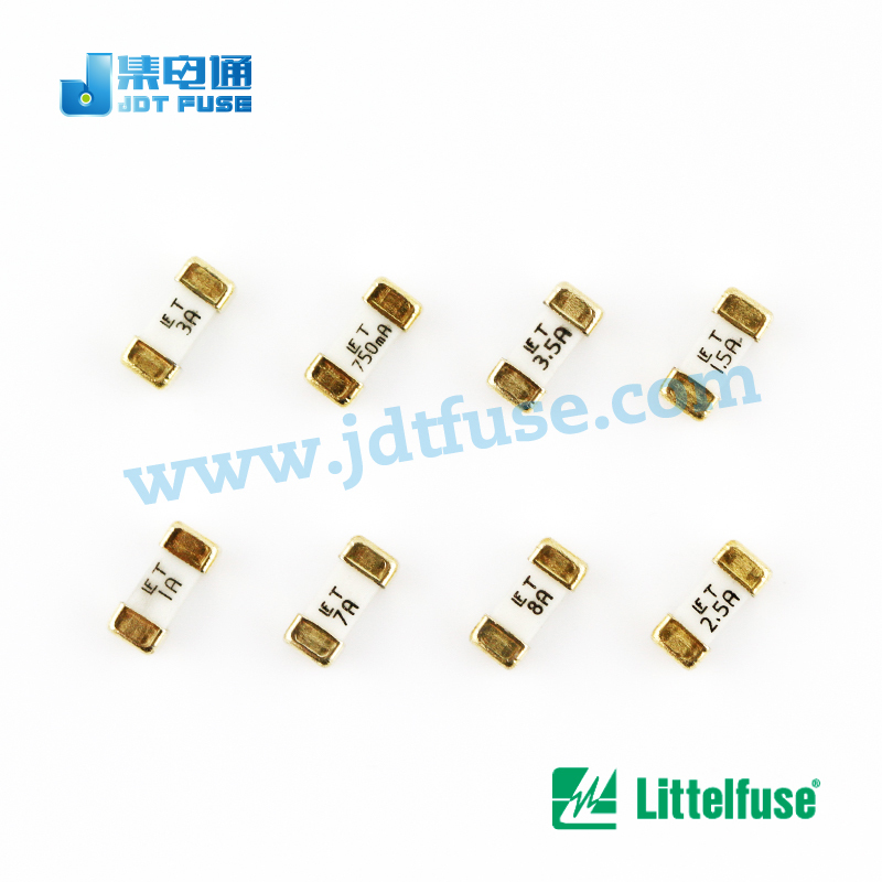 Littelfuse 0452 series 375mA-12A 125V/72V Nano fuse slow blow PCB Surface Mount Fuses