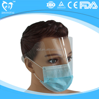 [Wholesale] Anti-fog Disposable Face Mask For Food Service