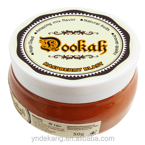Dekang Tobacco Molasses Flavors Dookah (Raspberry Blast) for Hookah & Nargile