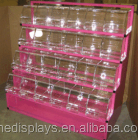 metal candy display rack(CB-U-691)
