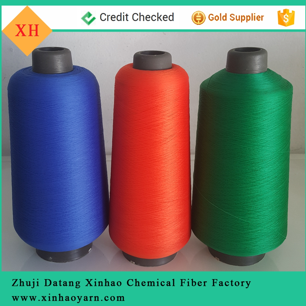 nylon silver coated copper 100% nylon6 filament yarn