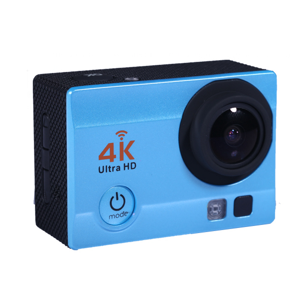 "2"" LCD Display 4K WIFI Sports Action Camera"