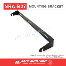 "N2 Auto Spare Parts Car Off Road Accessories Wholesale Universal 22"" Driving Light LED Work Light U-Shape Mounting Bracket"