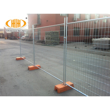 temporary security fence panel supplier manufacture
