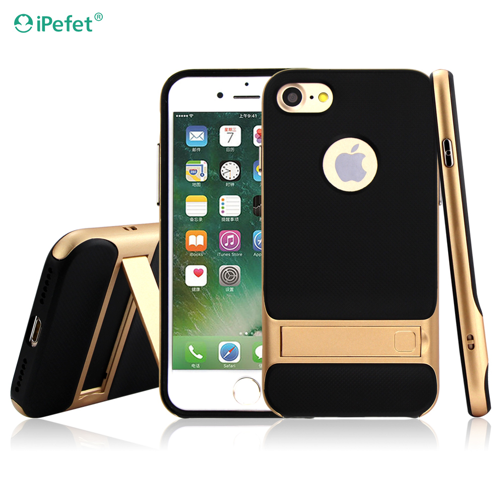Carbon fiber upholstered style plastic cell phone case for iphone 6 and for iphone 6s case