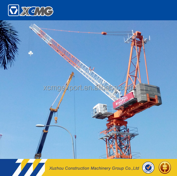 XCMG official manufacturer XGT560(8033-25) travelling tower crane