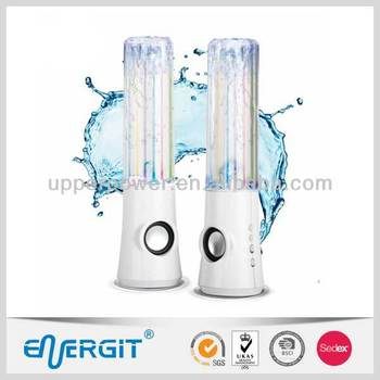 Dancing Water Speaker with Volume Control Water On Off