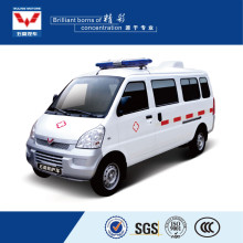 Cost efficient mini ambulance panel van