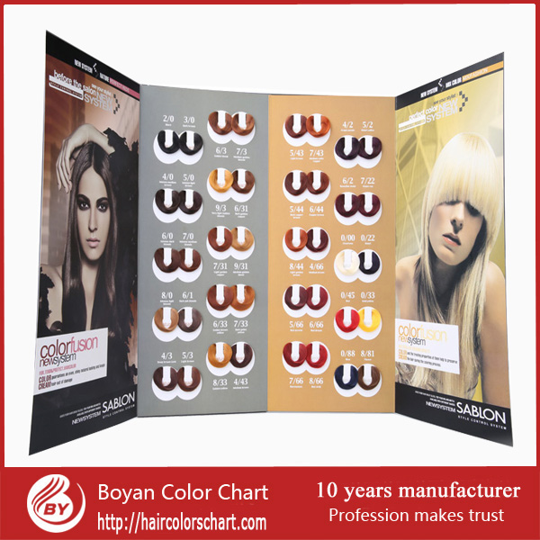 Hair Color Swatch, Hair Swatch, Hair Color Swatch Book Professional